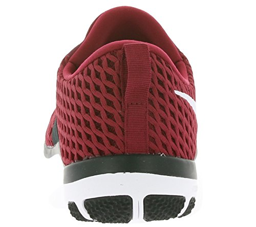 Nike 843966-600, Chaussures de Sport Femme Rouge