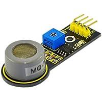 Kohlenmonoxid Sensor MQ-7 MQ7 CO Gas-Sensor-Modul für Arduino