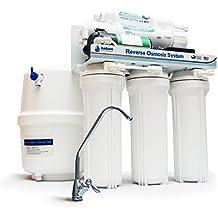Osmosis Inversa doméstico 5 etapas con bomba NatureWater Professionals
