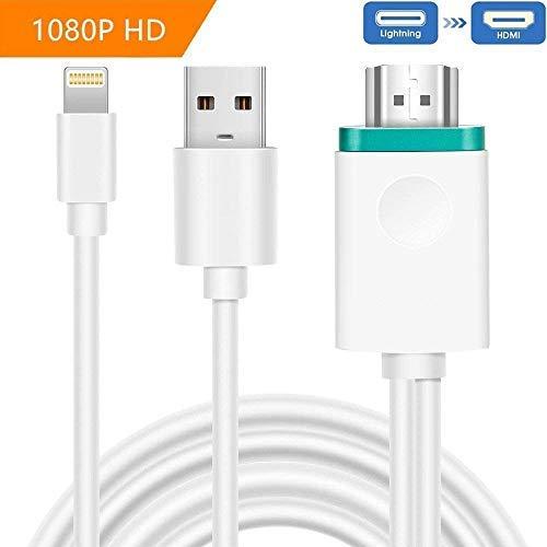 Handy auf HDMI Digital AV, Video Adapter Dock zu HDMI HD TV HDTV AV Kabel Adapter für iPad Air iPhone 7 7 7 Plus iPhone 6 6 Plus iPad Mini