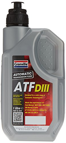 Granville 0224 ATF Dexron III - Liquid for automatic transmissions and power steering (1 l)