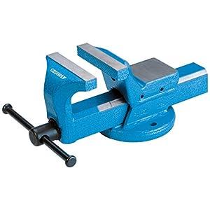 Gedore 411-125 – Tornillo de banco 125×150 mm