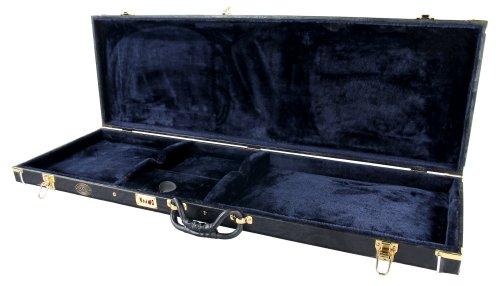 er für Bässe im J-Style, gepolstert (Gigbag, abschließbar, Innenmaße: Länge 120 cm, Breite 36 cm) (J-bass)