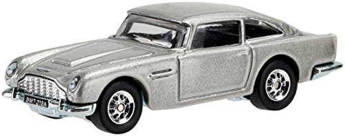 Hot Wheels Retro Entertainment Diecast Aston Martin DB5 Vehicle by Hot Wheels