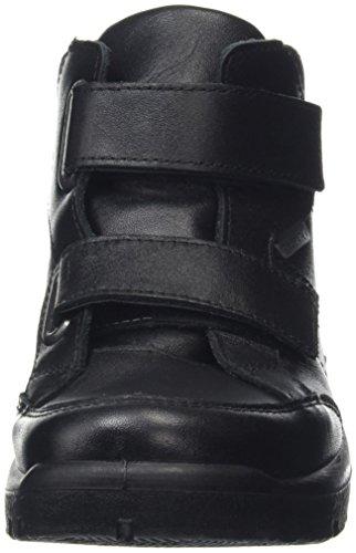 Ricosta Jungen James Kurzschaft Stiefel Black (Black 090)
