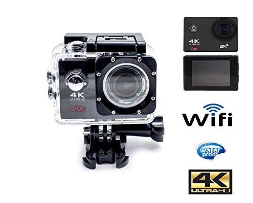 Camara-deportiva-Ultra-HD-WIFI-salida-4K-pantalla-20-pulgadas-HDMI-visin-170-kit-componentes