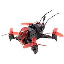 Walkera 15004100 - FPV Racing-Quadrocopter Rodeo 110 RTF - FPV-Drohne mit HD-Kamera, Akku, Ladegerät und Devo 7 Fernsteuerung