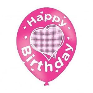Amscan-9900707-feliz cumpleaños globos de látex