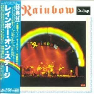 On Stage (Ltd Japan LP Papersleeve CD)