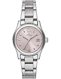 s.Oliver Time Damen-Armbanduhr SO-3313-MQ