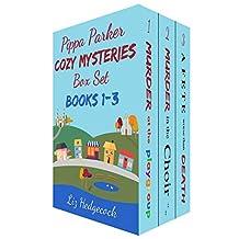 Pippa Parker Cozy Mysteries Box Set: Books 1-3 (English Edition)