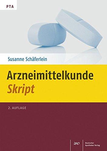 fertigarzneimittelkunde Arzneimittelkunde-Skript