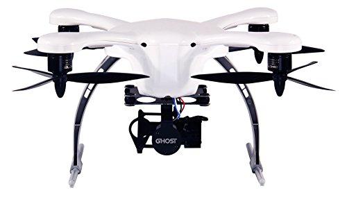 EHANG GHOST Drone Aerial Quadcopter (Android / Weiß) - Kompatibel mit GoPro Hero 2/3/3+/4 Kamera - 2