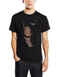 DC Men's Batman Halloween Noir Short Sleeve T-Shirt