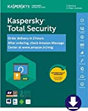 Kaspersky Total Security Latest Version- 1 User, 1 Year