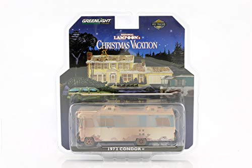Greenlight Condor II RV Baujahr 1972 Film National Lampoon's Christmas Vacation (1989) 1:64 (1 64 Rv)