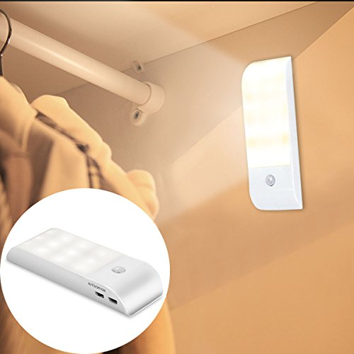 Rechargeable Motion Sensor Light