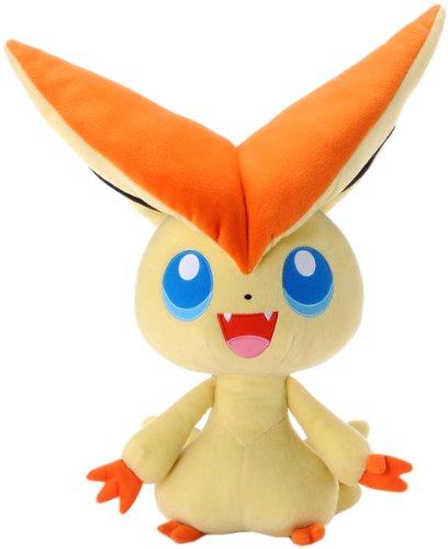 Pokemon Best Wishes Plush Doll Takaratomy - Giant 18