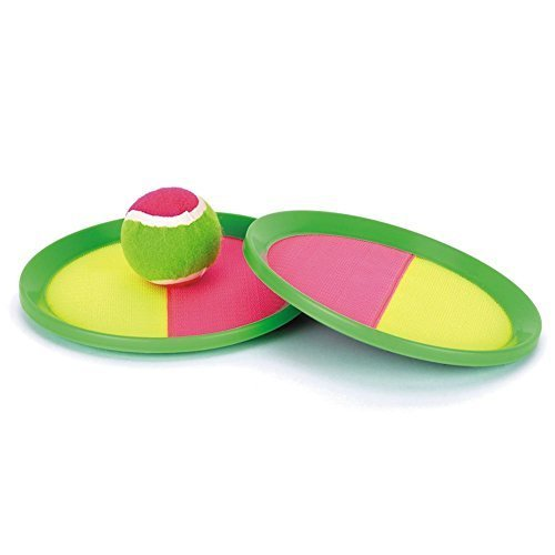 Toyrific Toys Catch Ball Set  (Colour May Vary)