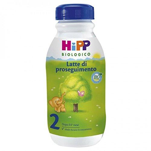 500 ml leche orgánica HiPP Continuación 2 Bio Liquid