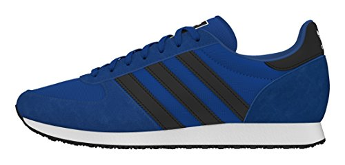 adidas Zx Racer, Chaussures de Sport Garçon Bleu (Collegiate Royal/core Black/ftwr White)