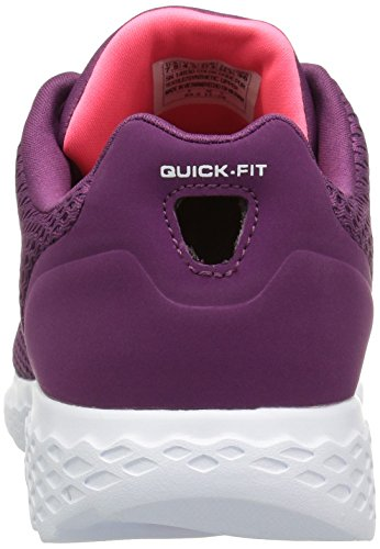 Skechers Go Train-Hype, Scarpe Running Donna Viola (Purple)