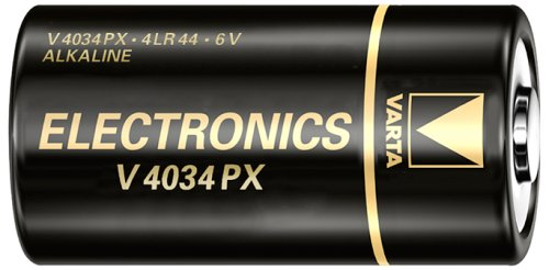 Varta 323 Batterie (V4034 PX 4LR44)