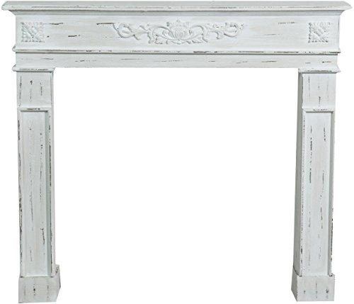 cornice-camino-in-legno-finitura-bianca-anticata-115x17x102-cm