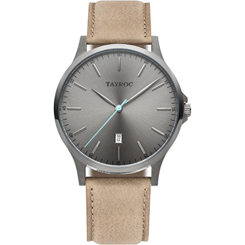 Tayroc Classic Sand Black horloge TXM101