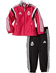 adidas Trainingsanzug Real Madrid Präsentations - Chándal Junior Real Madrid Cf 2014-2015