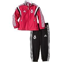 adidas Trainingsanzug Real Madrid Präsentations - Chándal Junior Real Madrid Cf 2014-2015