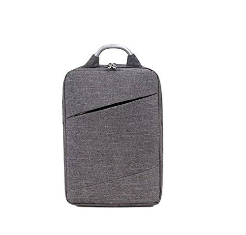 Männer Und Frauen Können Computer-Tasche Schulter Tasche Business-Paket Mode Tasche Rucksack Freizeit Einfach Wilden Outdoor Grey