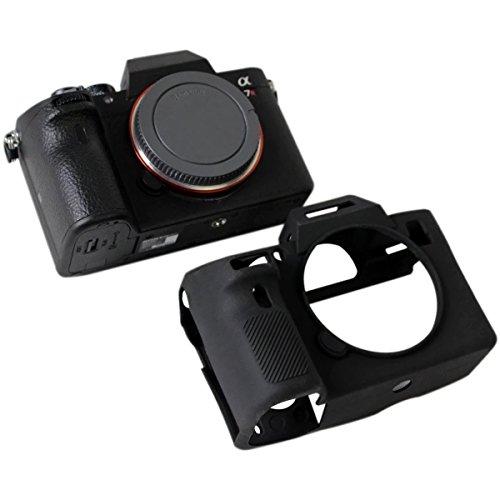 Xidan FM8 Silikon Gel Gummi weicher Kamera Tasche für Sony ILCE-7R III A7RM3 A7R3 Kamera