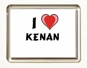 I Love Kenan aimant pour réfrigérateur