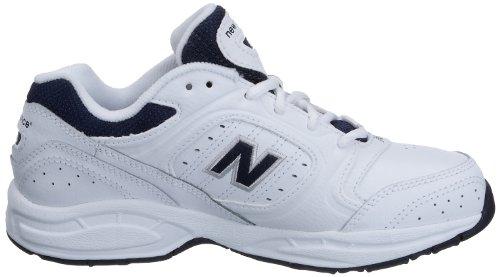 New Balance 623, Stivaletti Bambino Bianco (White/Navy)