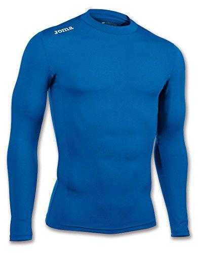 Joma Brama Academy Trainingsshirt Langarm türkis Kinder Turquoise Fluor, 128 Hellblau