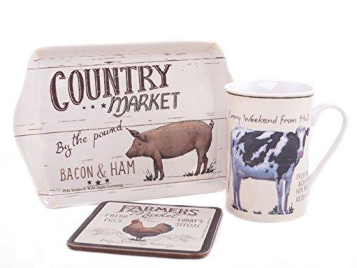 creative-tops-farmers-market-zeit-fur-tee-geschenk-set-tasse-untersetzer-und-tablett