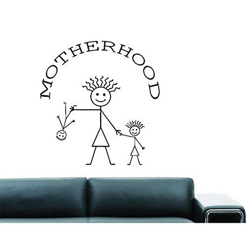 Der Kreis Mutterschaft (Wandaufkleber Schlafzimmer wandaufkleber 3d Wandtattoo Wohnzimmer Mutterschaft)