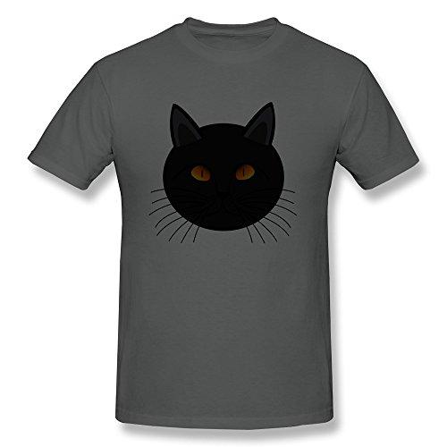 YungGoo T-shirt  Herren T-Shirt Gr. L, Schwarz - Asphalt