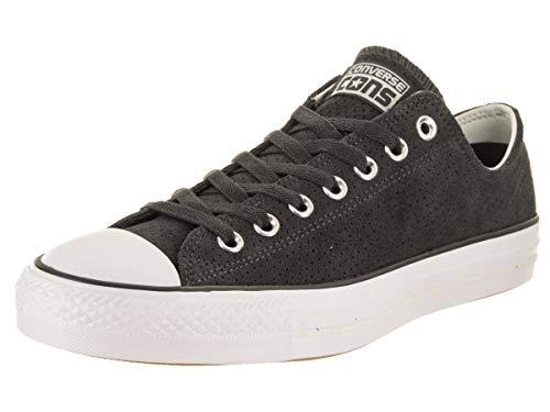 Converse Skate CTAS Pro Ox Suede, Chaussures de Fitness Mixte Adulte, Noir (Almost Black/Egret/White 049), 44/45 EU