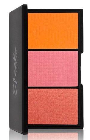 Sleek Makeup Blush By 3 - The ultimate Blush Palette - (Pumpkin) by sleek makeup