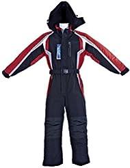 Peem Winter Opening LA1128 Combinaison de ski pour enfant (garçon/fille)