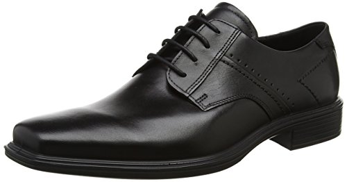 Ecco Herren Minneapolis Derbys, Schwarz (Black), 42 EU