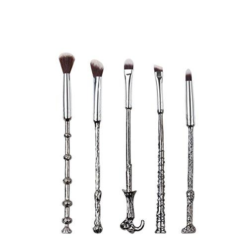HP Pinsel Make-up-Pinsel, Zauberei und Hexerei Lidschatten-Pinsel (6) (Harry Potter Makeup Set)