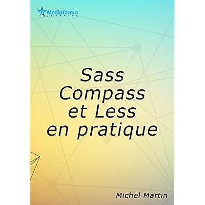 Sass, Compass et Less par la pratique