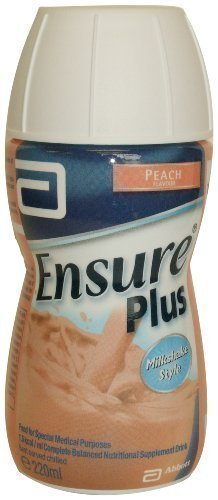 ensure-plus-peachbottle-220ml