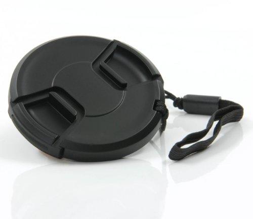 Objektivdeckel Dörr Typ SNAP Professional, 58mm, inkl. Schlaufe zur Befestigung am Objektiv 58 Mm Snap
