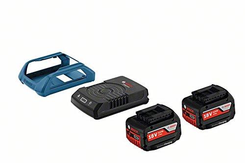 Preisvergleich Produktbild Bosch Professional Wirless Charging Starter Set GAL 1830 W und 2 x GBA 18 V 4,0 Ah MW-C, 1600A00C46