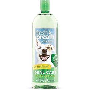 Tropiclean haleine fraîche Plaque Remover pour Animal Domestique Eau Additif 958,2Gram