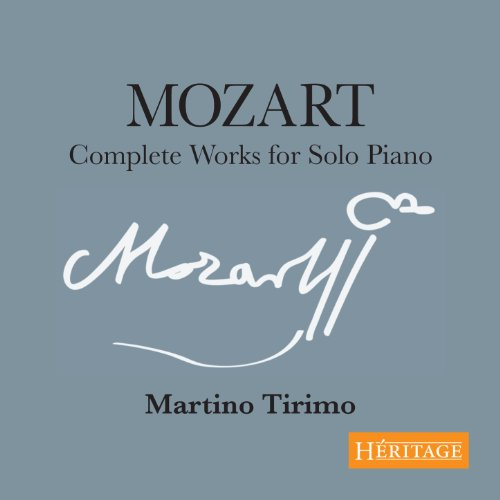 Mozart: Complete Works for Sol...